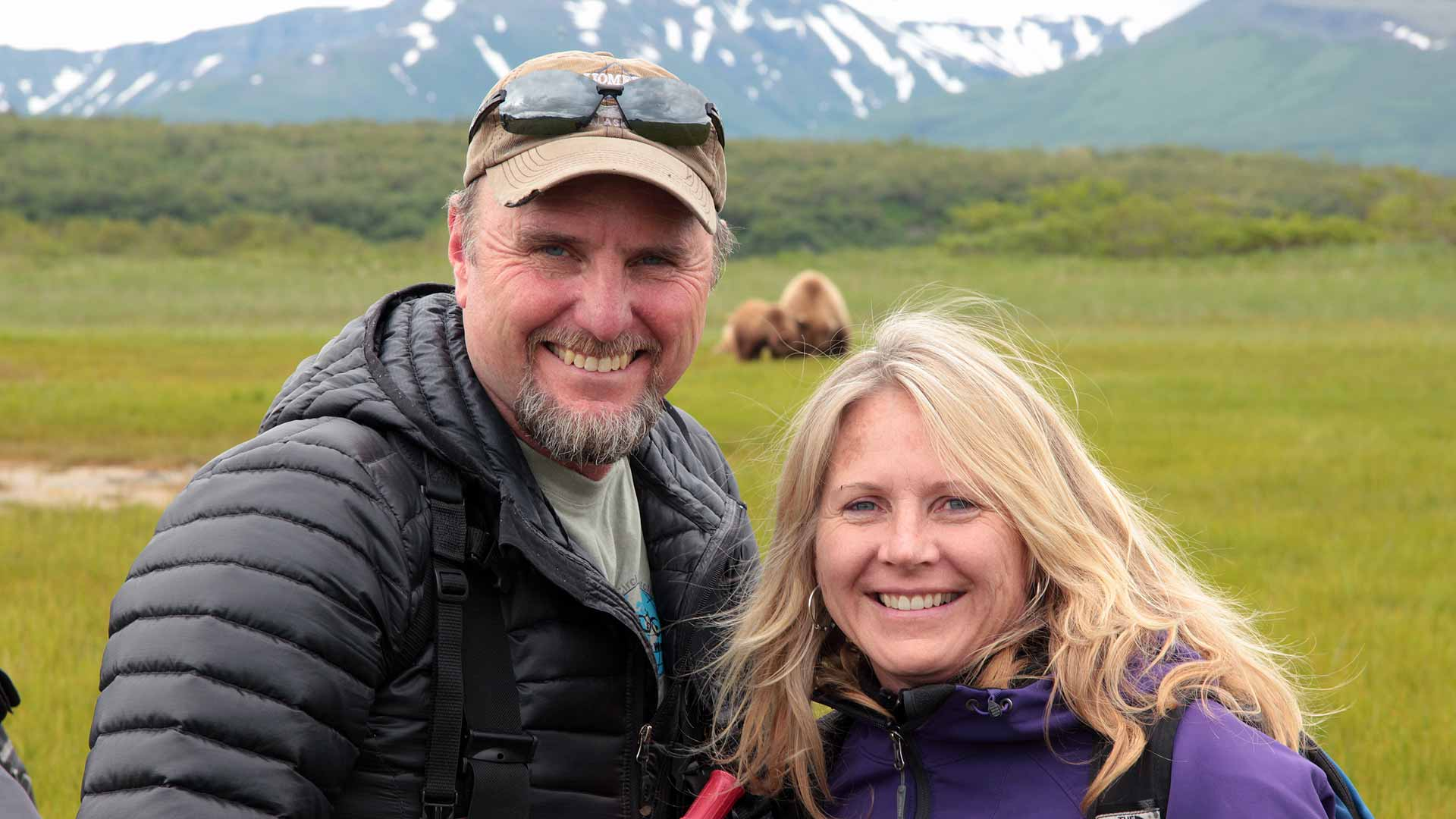 Alaska Bear Adventures Tour Hosts